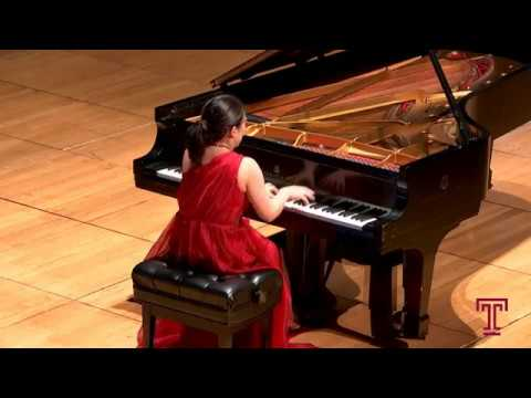 Ching-Yun Hu in Recital: French and Russian Masterworks
