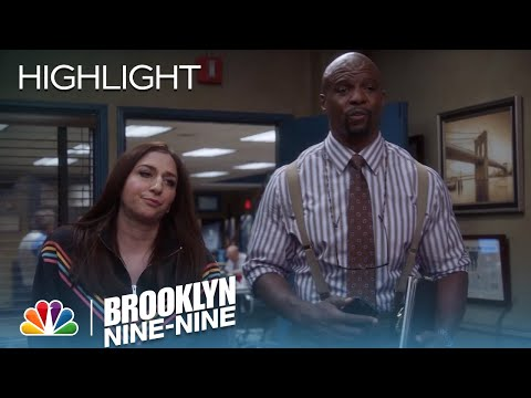 Terry & Gina Deliver Bad News To Captain Holt | Season 5 Ep. 18 | BROOKLYN NINE-NINE