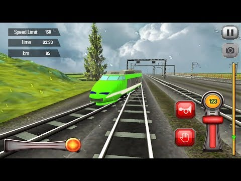 Subway Euro Train level 5-10 Game