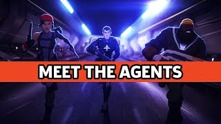 First 16 Minutes - Agents Of Mayhem Gameplay