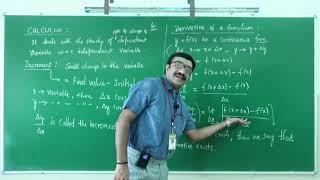 II PUC |Mathematics | Calculus-1