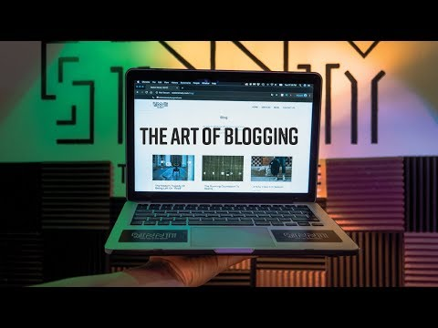 HOW BLOGGING can help with CREATIVITY