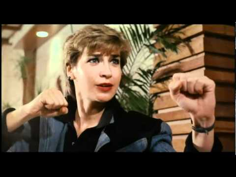 Yes, Madam  Cynthia Rothrock With Michelle Yeoh  HQ Final Fight