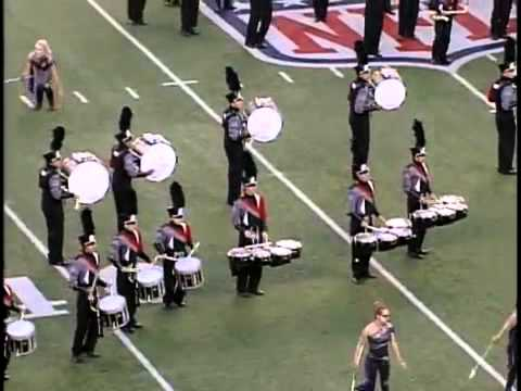 95dba479a Fair Lawn High School Marching Band 2012 Relic Close Up Cam - YouTube