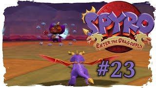 SPYRO Enter the Dragonfly [Folge 23] - FINALE - Treten wir Ripto in den Allerwertesten