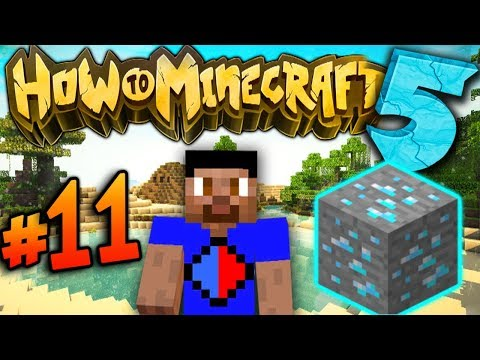 MINING CHALLENGE! - How To Minecraft S5 #11