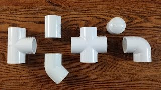 A Source for PVC Fittings