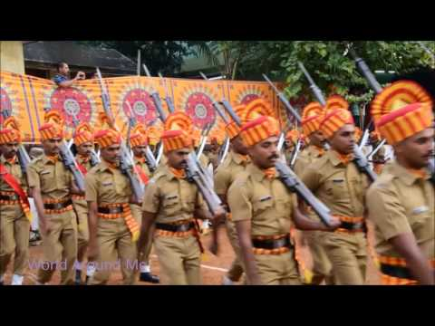 Excise Passing Out Parade At Excise Academy poothole, Thrissur