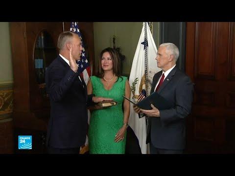 وزير الداخلية الأمريكي يغادر حكومة ترامب مطلع 2019  - نشر قبل 60 دقيقة