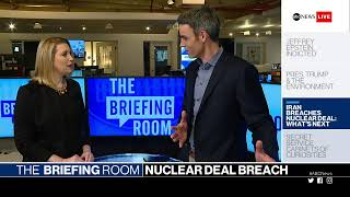 The Briefing Room: New polls on Trump & 2020, Jeffery Epstein charged with sex trafficking