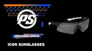 Powerslide Icon sunglasses - Powerslide Speaking Specs