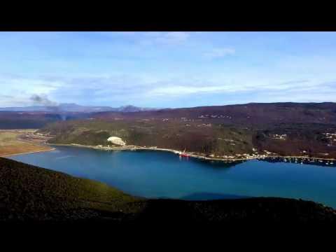 Jadransko more - Istra iz zraka