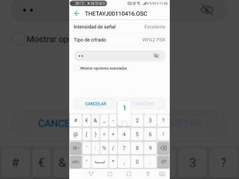 Conectar cámara 360º y activar HDR (Android)