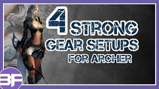 ArcheAge 4 Strong Gear Builds For Mage (build Crafting For