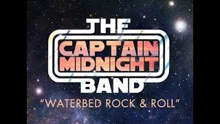 Captain Midnight Band LIVE @ Pisgah Brewing Co. 8-17-2018