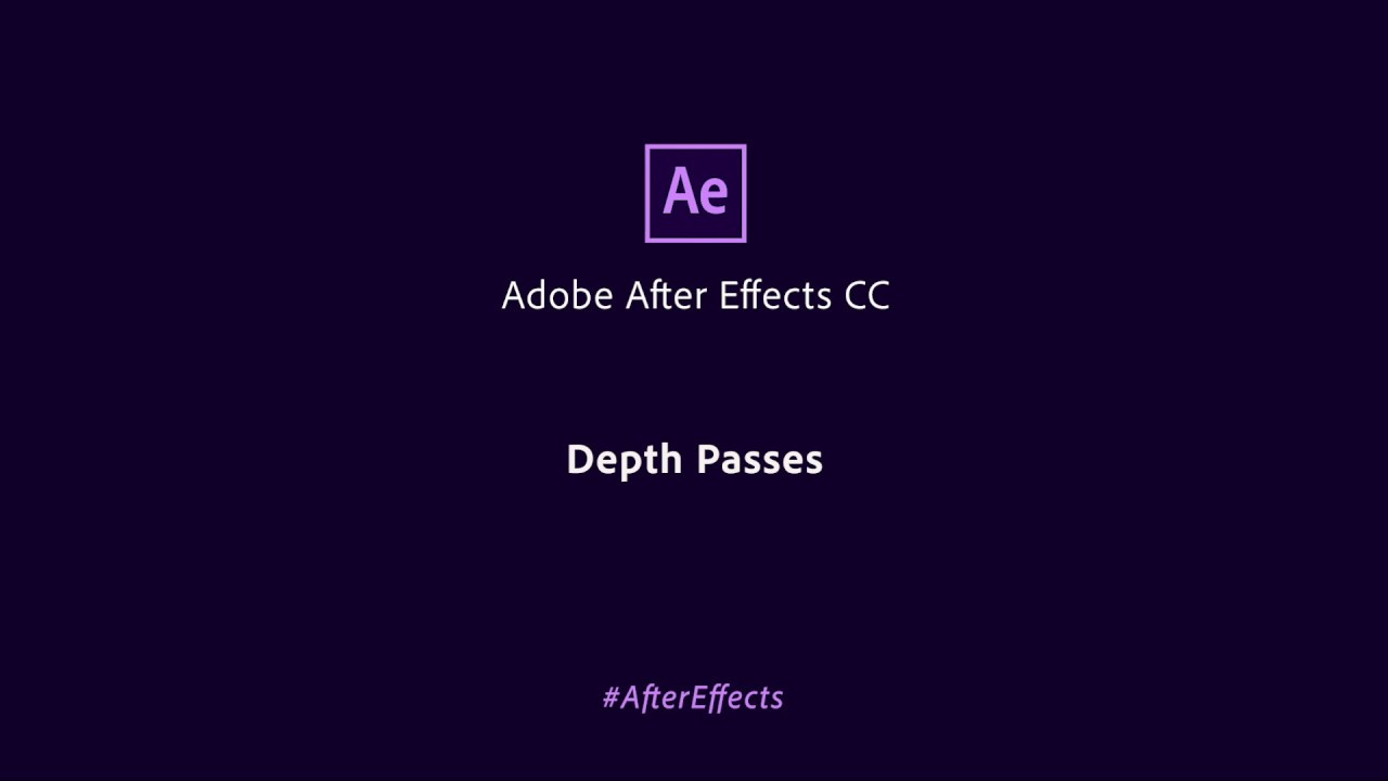 Feature summary | After Effects | 2019 releases