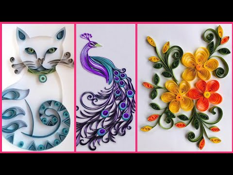 so-good-paper-quilling-craft-ideas-for-home-decor