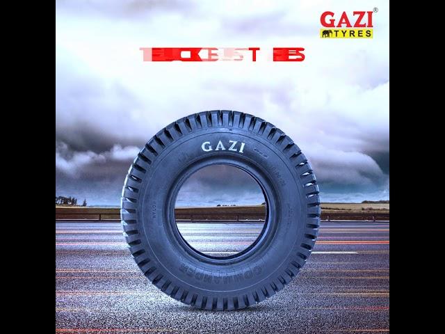 Gazi Truck Bus Tyres