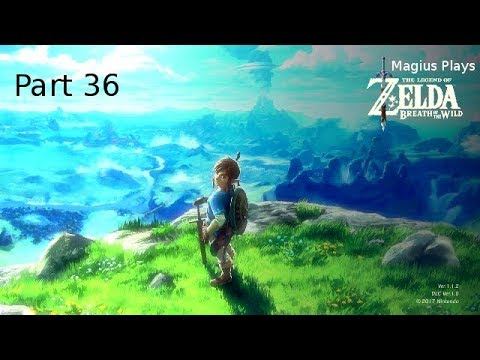 Magius Plays LoZ Breath of the Wild Part 36: Into the Woods
