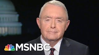 Four-Star Gen. Barry McCaffrey: Donald Trump White House Needs To 'Shut Up'