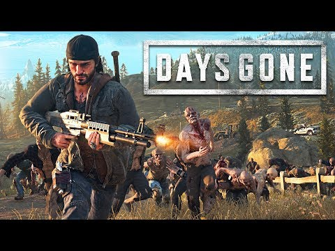 Days Gone - Zombie Apocalypse Open World Free Roam Gameplay LIVE!! Days Gone PS4 Pro Gameplay! thumbnail
