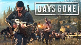 Days Gone - Zombie Apocalypse Open World Free Roam Gameplay LIVE!! Days Gone PS4 Pro Gameplay!