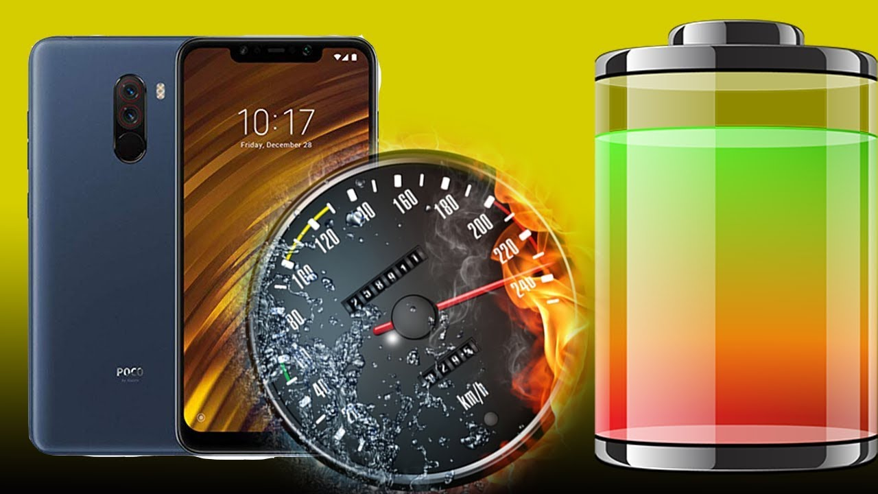 Increase The Speed Of Fast Charging On The Poco F1 FOR FREE