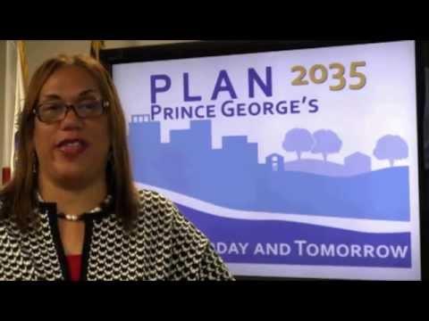 Plan Prince George's 2035: 11-6-12