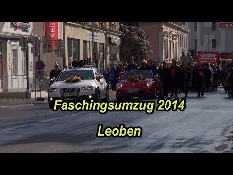 Leobener Faschingsumzug 2014