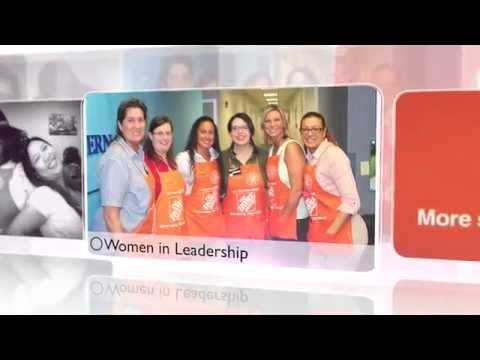 Ashaine Briscoe Home Depot Women in Leadership