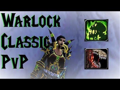 Classic WoW Warlock PvP - Alliance Phase 2 (SM-RUIN)