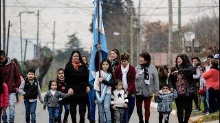 Con desfile y música, Romero celebra 133 años de historia