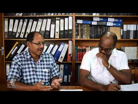 SESELWA ANNOU KOZE…The Air Seychelles Deception Scandal with Ahmed Afif.