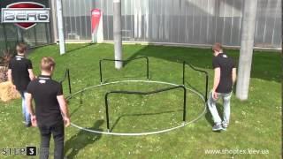 Как собрать батут BERG Champion диаметром 3,3 метра и более.(, 2015-05-09T14:33:29.000Z)