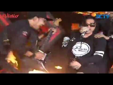 Five Minutes, Faank Wali dan Setia Band - Bang Bang Tut (Gempita 2017)
