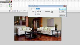 How To Create a Simple Image Slideshow Transition in Flash