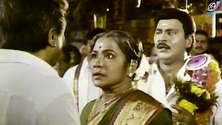 Rasukutti | Super Scene | Bhagyaraj | Manorama | EMOTION + COMEDY