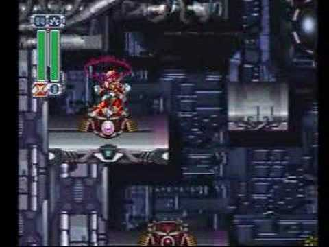 Mega Man X4 Zero Playthrough - Final Weapon Bosses  (13/14)