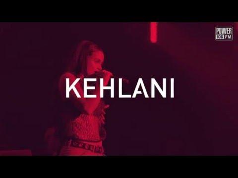 "Kehlani Performs ""Did I"" Live At Power Crush 2016"