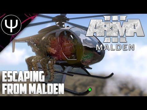ARMA 3: Malden