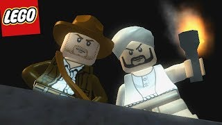 Video LEGO INDIANA JONES | A COBRA GIGANTE MALUCA 🐍 #4 (Gameplay em Português PC) download MP3, 3GP, MP4, WEBM, AVI, FLV November 2018