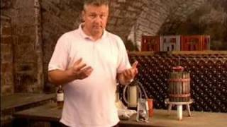 Wine Making Tips : Second Sulfite Treatment in Wine Making