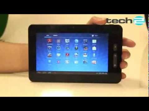Micromax Funbook P300 - Quick Review -=KCK=-.avi