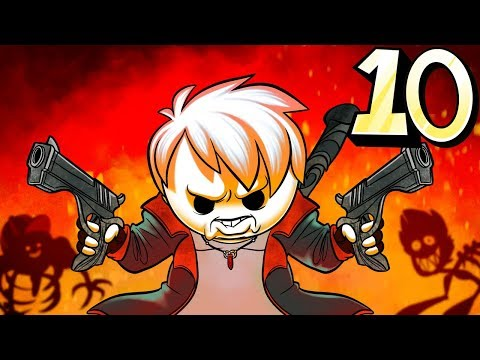 Oney Plays DMC: Devil May Cry - Ep 10 - Dante's Got The Chalk
