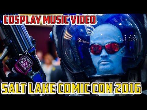Salt Lake Comic Con Cosplay for 2016