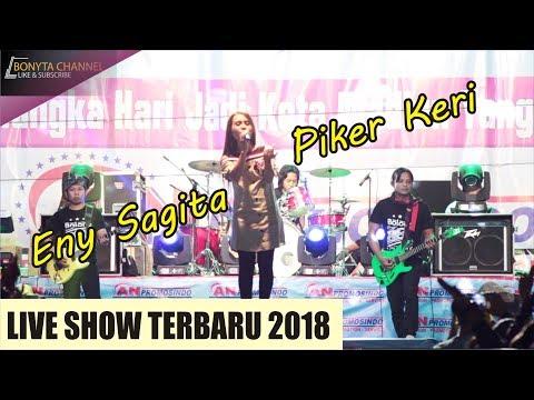 Eny Sagita Piker Keri Live madiun  Juli 2018