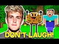 DO NOT LAUGH EDITION... WITH JAKE PAUL, MOOSECRAFT, UNSPEAKABLEGAMING, AND RYGUYROCKY