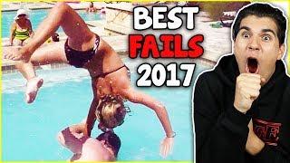 Best Fails Of 2017 Compilation! (REACTION)