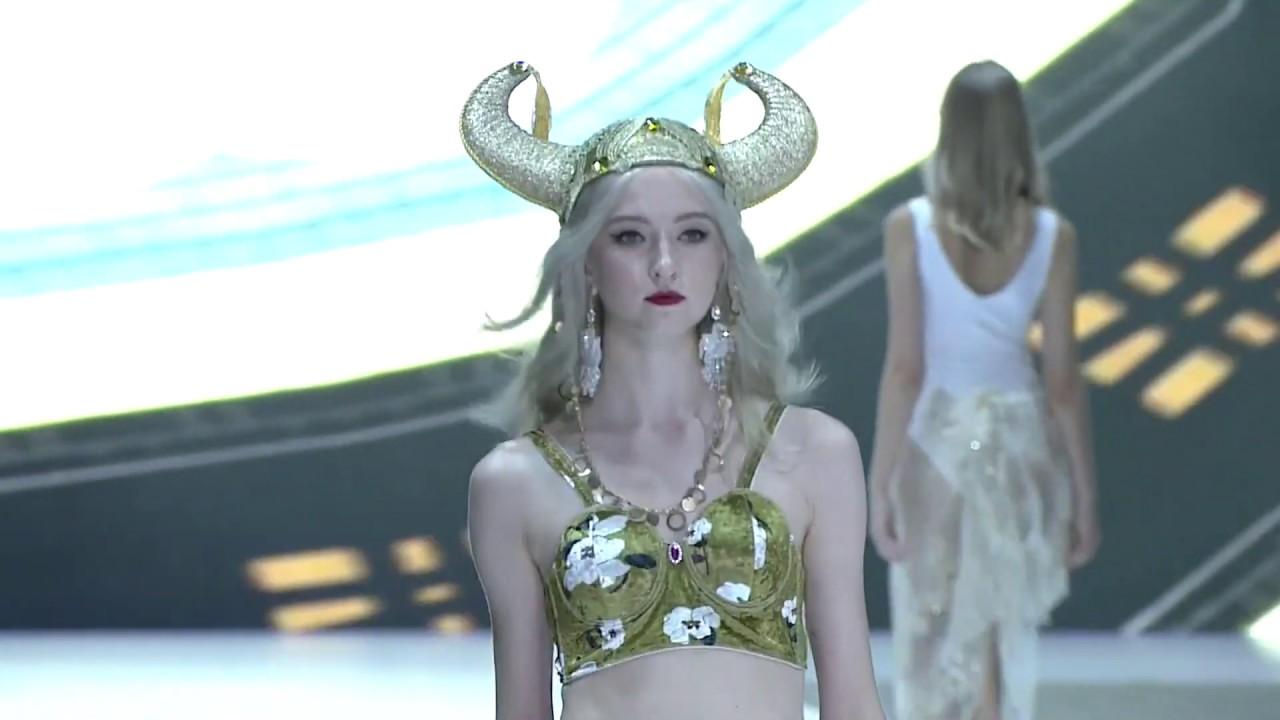 Hong Kong Fashion Week 2019 - GODDESS ARMOUR