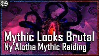 Mythic Ny'Alotha Looks Brutal